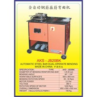 ALAT ALAT MESIN Steel Bar Bender JB20BK 1