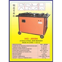 ALAT ALAT MESIN Steel Bar Bender JB50BK