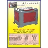 ALAT ALAT MESIN Semi Auto Steel Bar Bender HZ40BKA 1