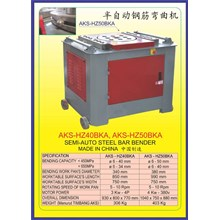 ALAT ALAT MESIN Semi Auto Steel Bar Bender HZ40BKA
