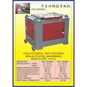 ALAT ALAT MESIN Semi Auto Steel Bar Bender HZ40BKA