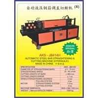 MESIN PEMOTONG BESI Steel Bar Straightening & Drawing JB414H