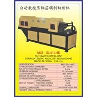 MESIN PEMOTONG BESI Steel Bar Straightening & Drawing SL414HD 1