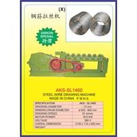 MESIN PEMOTONG BESI Steel Bar Straightening & Drawing SL1460