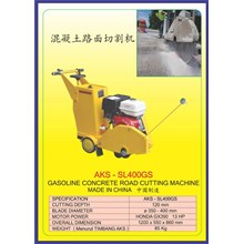 ALAT ALAT MESIN Concrete Road Cutting SL400GS