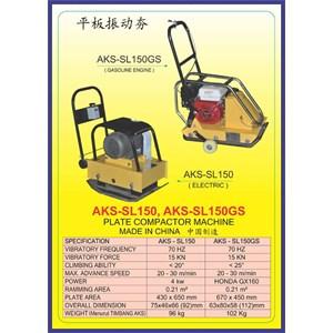 MESIN PEMADAT TANAH Vibration Impact Stamper & compactor SL150