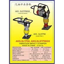 MESIN PEMADAT TANAH Vibration Impact Stamper & compactor SLTP90
