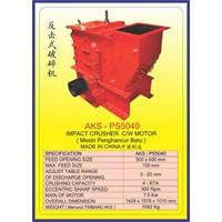 MESIN PEMECAH BATU Impact Crusher PS5040