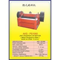MESIN PEMECAH BATU Jaw Crusher PS1060
