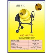 ALAT ALAT MESIN Concrete Mixer ALD120