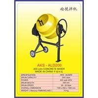 ALAT ALAT MESIN Concrete Mixer ALD200