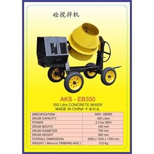 ALAT ALAT MESIN Concrete Mixer EB350
