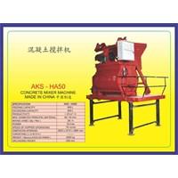 ALAT ALAT MESIN Concrete Mixer HA50 1