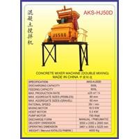 ALAT ALAT MESIN Concrete Mixer HJ50D