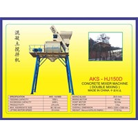 ALAT ALAT MESIN Concrete Mixer HJ150D