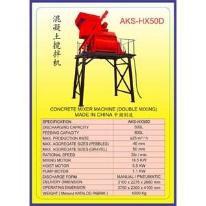 ALAT ALAT MESIN Concrete Mixer HX50D