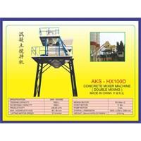 ALAT ALAT MESIN Concrete Mixer HX100D 1