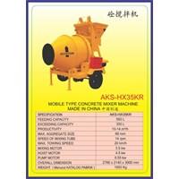 ALAT ALAT MESIN Concrete Mixer HX35KR 1