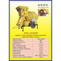 ALAT ALAT MESIN Concrete Mixer JX35KR 1