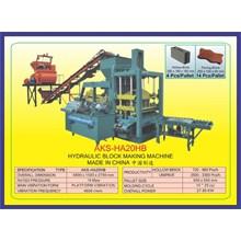 ALAT ALAT MESIN Hydraulic Block Making HA20HB
