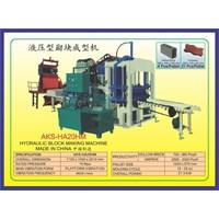 ALAT ALAT MESIN Hydraulic Block Making HA20HM 1