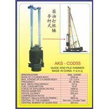 ALAT ALAT MESIN Guide Rod Pile Hammer COD55