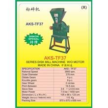 MESIN PENGOLAH PADI Rice Milling TF37