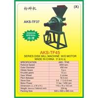 MESIN PENGOLAH PADI Rice Milling TF45