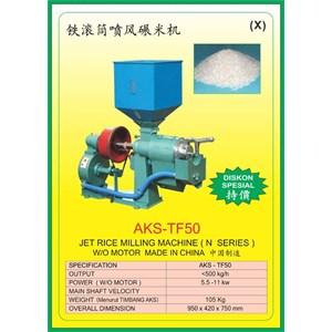 MESIN PENGOLAH PADI Rice Milling TF50