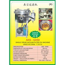 ALAT ALAT MESIN Spiral Oil Press GX50