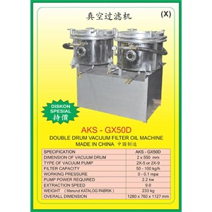 ALAT ALAT MESIN Spiral Oil Press GX50D