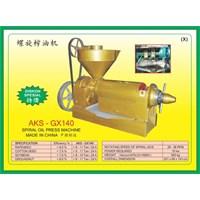 ALAT ALAT MESIN Spiral Oil Press GX140