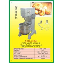 MESIN PENGADUK Multifunction Food Mixer LH50