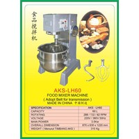MESIN PENGADUK Multifunction Food Mixer LH60 1
