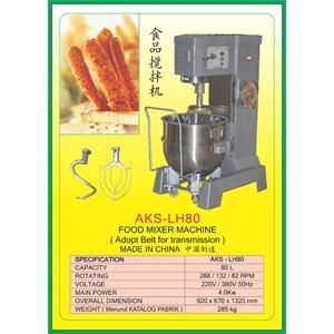 MESIN PENGADUK Multifunction Food Mixer LH80