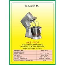 MESIN PENGADUK Multifunction Food Mixer WD7