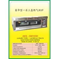 MESIN PEMANGGANG Gas Food Oven Series GM103 1