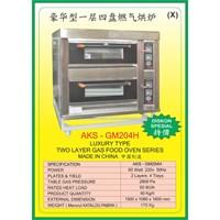 MESIN PEMANGGANG Gas Food Oven Series GM204H 1