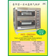 MESIN PEMANGGANG Gas Food Oven Series GM204H