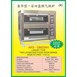 MESIN PEMANGGANG Gas Food Oven Series GM204H