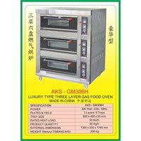 MESIN PEMANGGANG Gas Food Oven Series GM306H 1