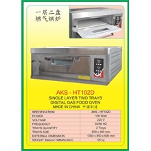 MESIN PEMANGGANG Gas Food Oven Series HT102D