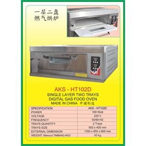 MESIN PEMANGGANG Gas Food Oven Series HT102D