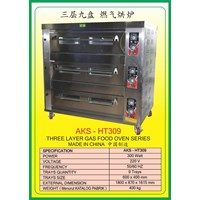 MESIN PEMANGGANG Gas Food Oven Series HT309 1