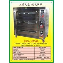 MESIN PEMANGGANG Gas Food Oven Series HT309