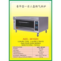 MESIN PEMANGGANG Gas Food Oven Series MI102H 1
