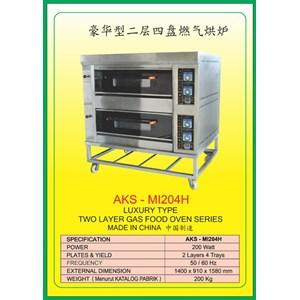 MESIN PEMANGGANG Gas Food Oven Series MI204H