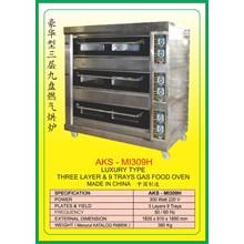 MESIN PEMANGGANG Gas Food Oven Series MI309H