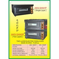 MESIN PEMANGGANG Gas Food Oven Series SAN1P 1