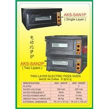 MESIN PEMANGGANG Gas Food Oven Series SAN1P